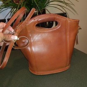 Coach L6D-9993 Mini Shopper Glove Tanned Leather